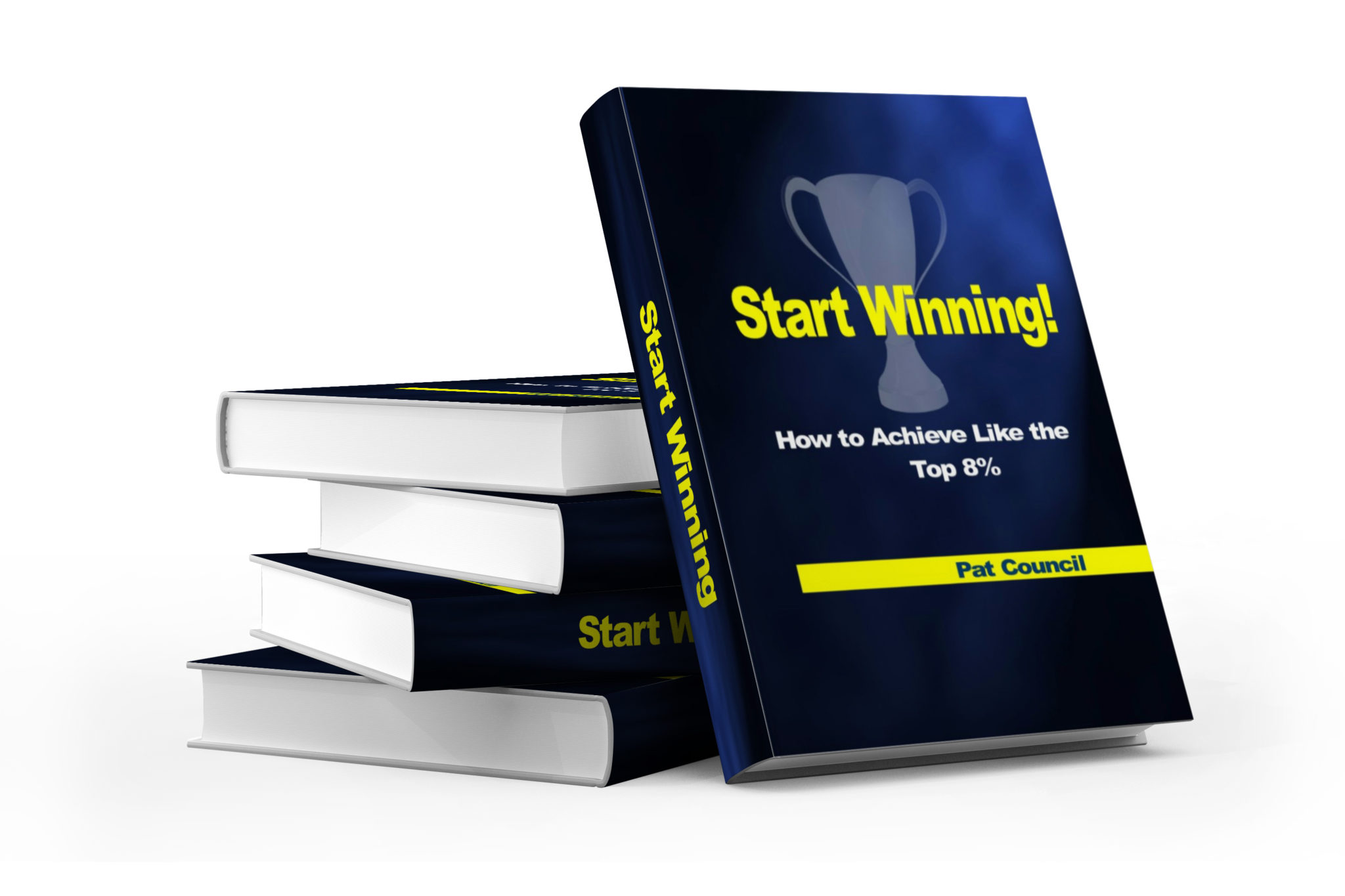 Amazon book, start winning, goal achievement, goal setting