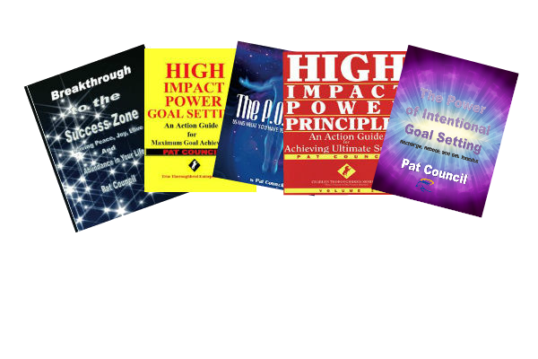 Success Books by Pat Council