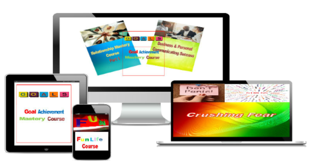 Online Courses by Pat Council